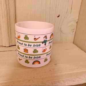 Other - Irish coffee mug.
